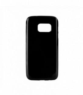 Husa Samsung Galaxy S7 Jelly Flash Neagra fara Sclipici