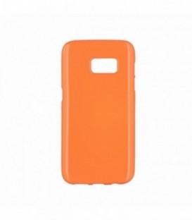 Husa Samsung Galaxy S7 Jelly Flash Portocalie