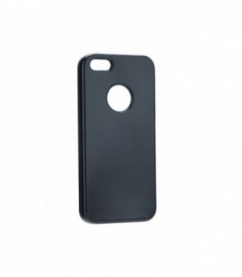 Husa Apple iPhone 5/5S/SE Jelly Flash Mat Neagra