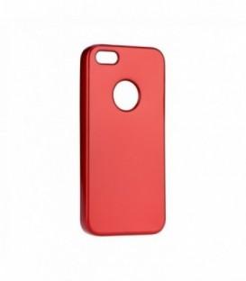 Husa Apple iPhone 5/5S/SE Jelly Flash Mat Rosie