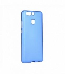 Husa Huawei P9 Jelly Flash Mat Albastra