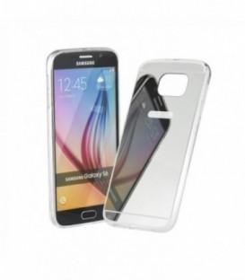 Husa Apple iPhone 5/5S/SE Forcell Mirror Argintie