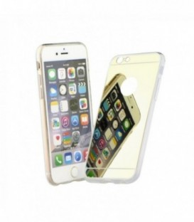 Husa Apple iPhone 5/5S/SE Forcell Mirror Aurie