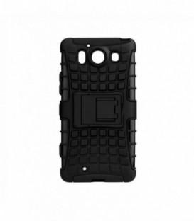 Husa Apple iPhone 5/5S/SE Panzer Neagra