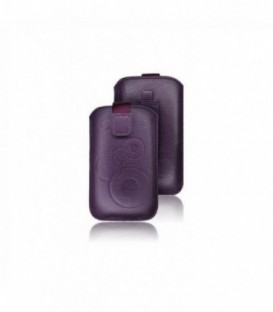 Husa Samsung Galaxy S6 Forcell Deko Violeta