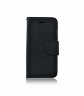 Husa Sony Xperia M4 Aqua Fancy Book Neagra