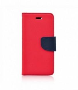 Husa Samsung Galaxy S6 Fancy Book Rosie-Bleumarina