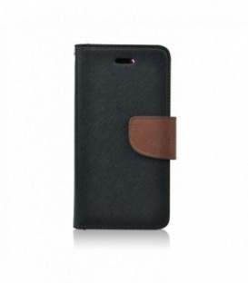 Husa Samsung Galaxy A5 Fancy Book Neagra-Maro