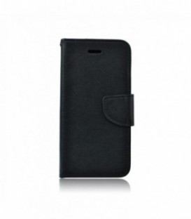 Husa Apple iPhone 4/4S Fancy Book Neagra