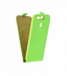 Husa Huawei P9 Flip Slim Flexi Fresh Lime