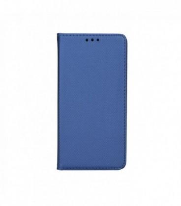 Husa Microsoft Lumia 650 Smart Book Bleumarina