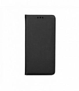 Husa Sony Xperia M4 Aqua Smart Book Neagra