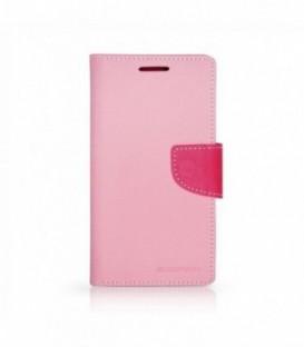 Husa LG G4 Mercury Fancy Diary Roz