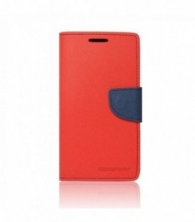 Husa LG G5 Mercury Fancy Diary Rosie-Bleumarina
