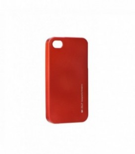 Husa Apple iPhone 4/4S i-Jelly Mercury Rosie