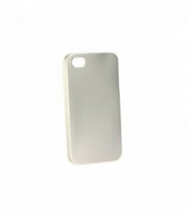 Husa Apple iPhone 4/4S i-Jelly Mercury Aurie