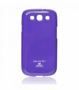 Husa Apple iPhone 5/5S/SE Jelly Mercury Violeta