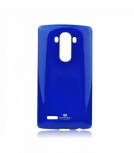 Husa LG G4 Jelly Mercury Albastra