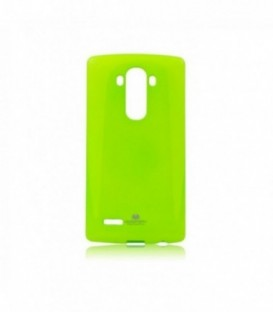 Husa LG G4 Jelly Mercury Lime