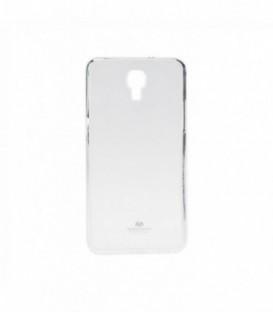 Husa LG X Screen Jelly Mercury Transparenta