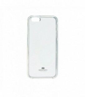 Husa Apple iPhone 5/5S/SE Jelly Mercury Transparenta