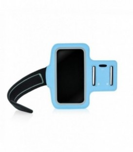 Husa Apple iPhone 5/5S/SE Armband Sport Albastra