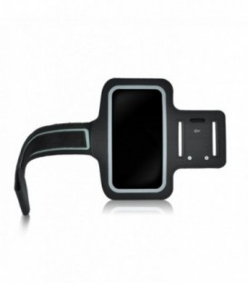 Husa Apple iPhone 5/5S/SE Armband Sport Neagra