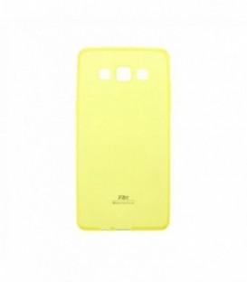Husa Samsung Galaxy A5 Roar Jelly Galbena