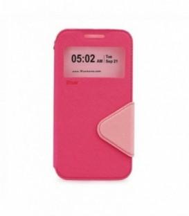 Husa Sony Xperia M4 Aqua Roar Fancy Diary Roz