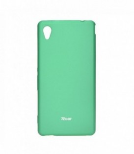 Husa Sony Xperia M4 Aqua Roar Jelly Colorful Menta