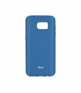 Husa Sony Xperia M4 Aqua Roar Jelly Colorful Bleumarina