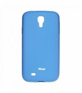 Husa Samsung Galaxy S4 Roar Jelly Colorful Albastra