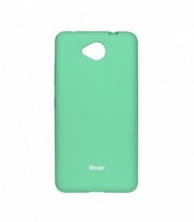 Husa Microsoft Lumia 650 Roar Jelly Colorful Menta