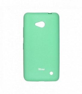 Husa Microsoft Lumia 640 Roar Jelly Colorful Menta