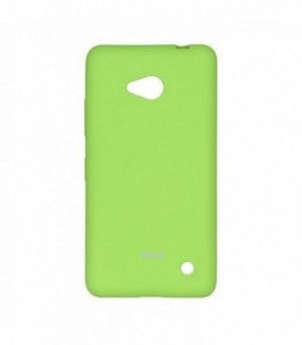 Husa Microsoft Lumia 640 Roar Jelly Colorful Lime