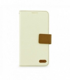 Husa Microsoft Lumia 650 Roar Simply Diary Alba