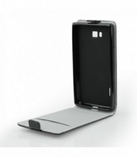 Husa Samsung Galaxy S8 Flip Slim Flexi Neagra