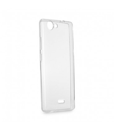 Husa Wiko Lenny 4 Ultra Slim 0.5mm Transparenta