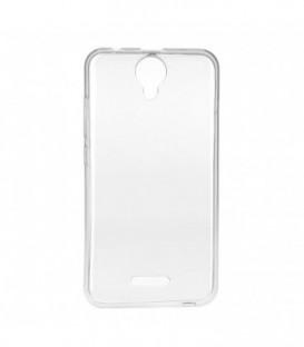 Husa Wiko Harry Ultra Slim 0.3mm Transparenta