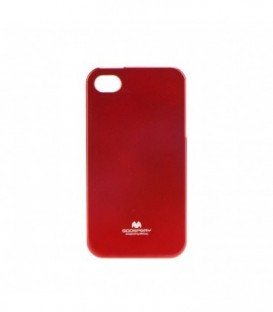 Husa Apple iPhone 4/4S Jelly Mercury Rosie