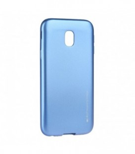 Husa Samsung Galaxy J3 i-Jelly Mercury Albastra