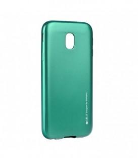 Husa Samsung Galaxy J3 i-Jelly Mercury Verde