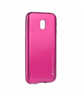 Husa Samsung Galaxy J3 i-Jelly Mercury Roz