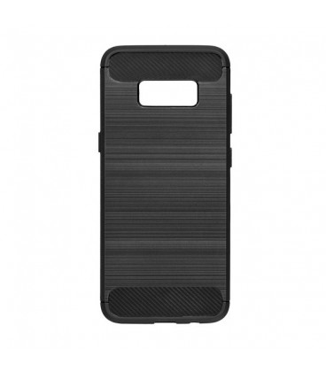 Husa Samsung Galaxy S8 Forcell Carbon Neagra