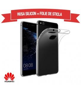Set Protectie Huawei P10 Lite