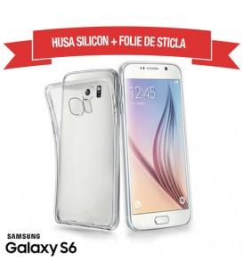 Set Protectie SAMSUNG Galaxy S6