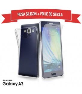 Set Protectie SAMSUNG Galaxy A3