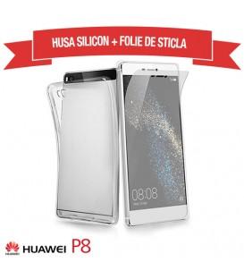 Set Protectie HUAWEI P8
