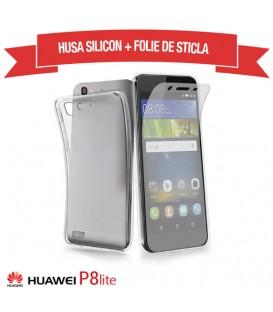 Set Protectie HUAWEI P8 Lite