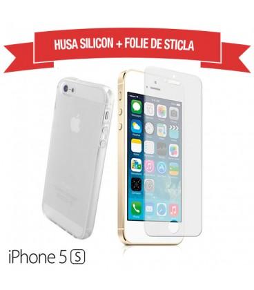 Set Protectie iPhone 5S